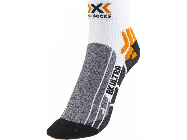 X-Socks Biking Ultralight Sokken Heren, white/black